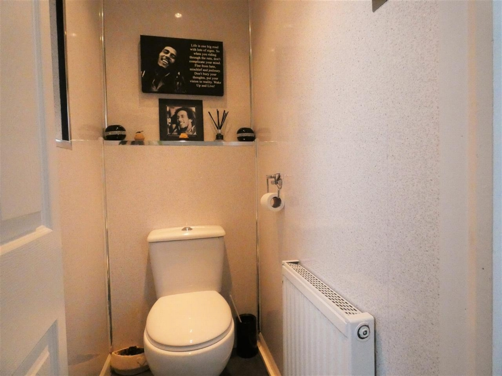 Side Entrance/WC