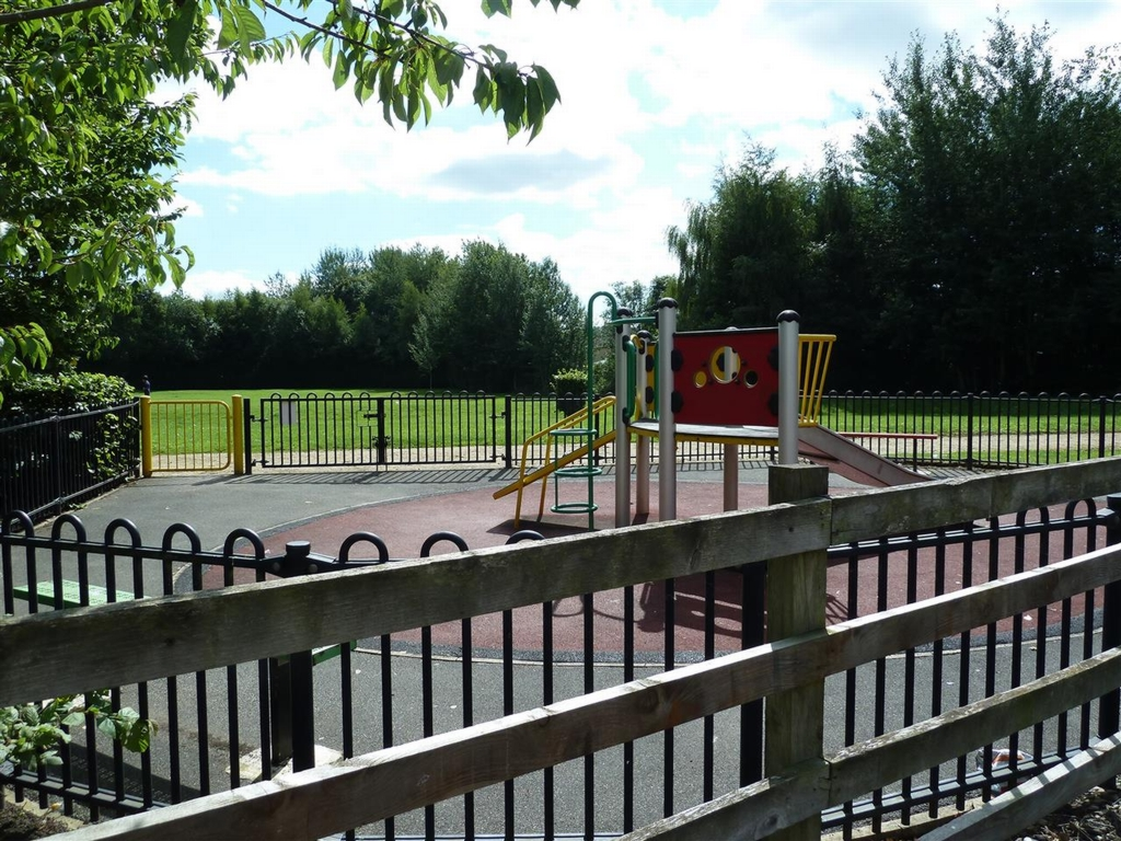 Children's Play Park Close By