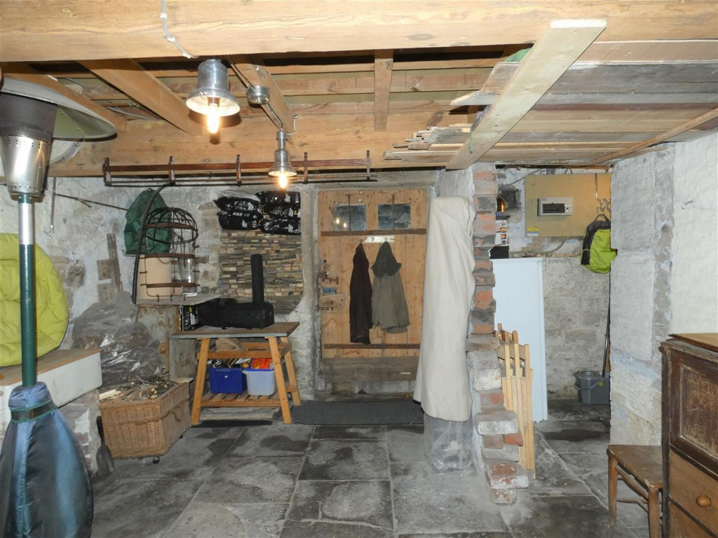 Basement/Storage Room