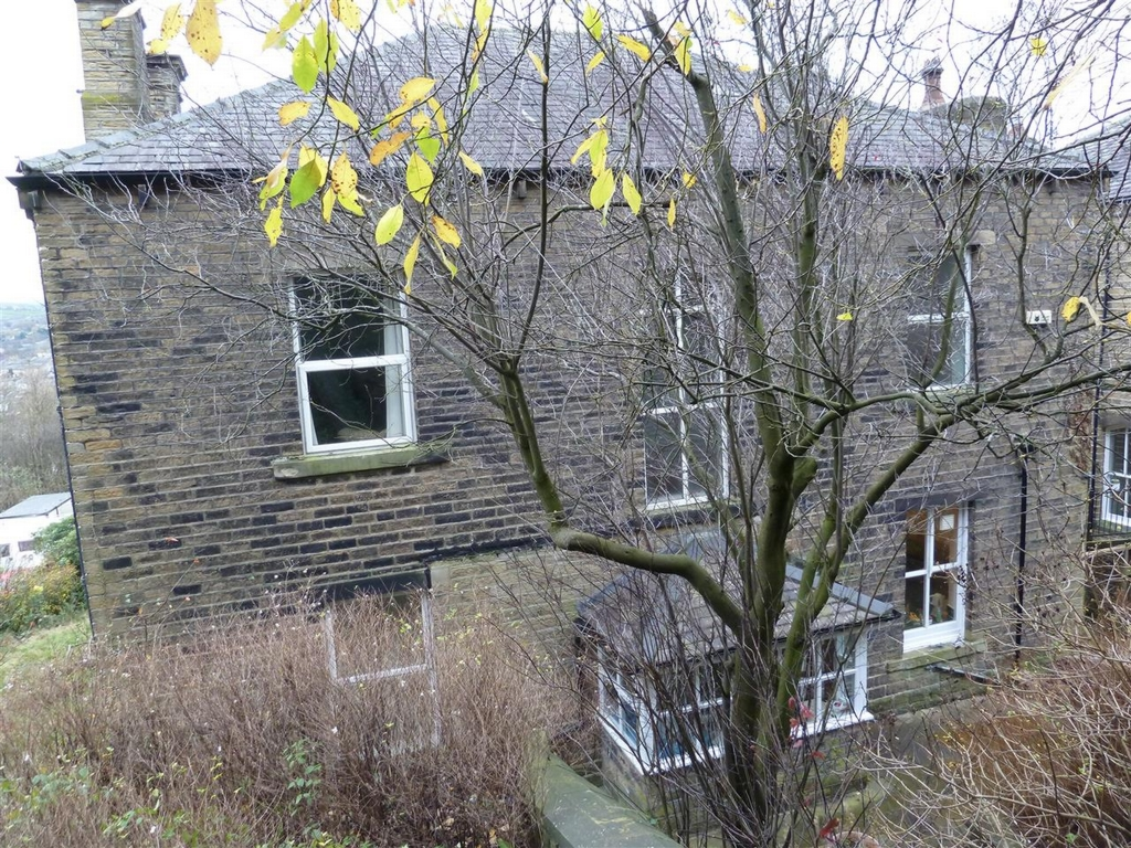 Rear View Of Property