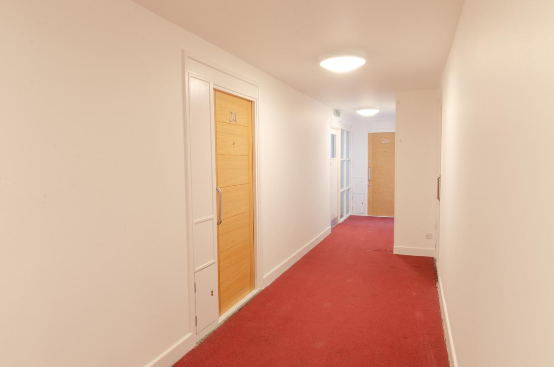 internal communal Hallway