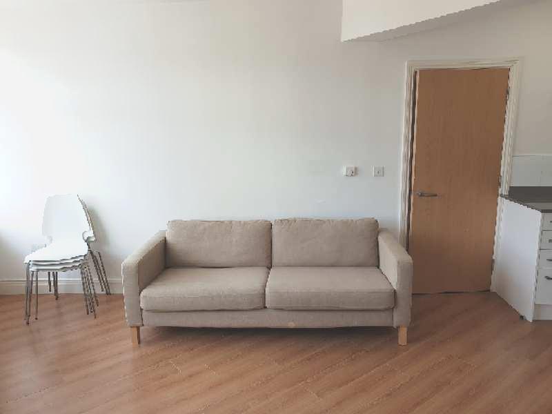 Living room - kitche