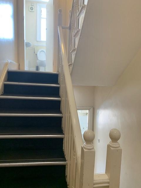 Comunal stairs