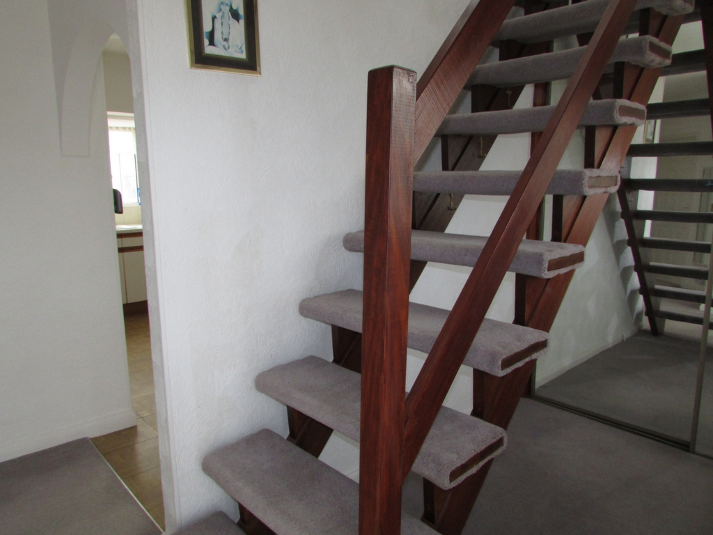 Stairs to bedroom 3