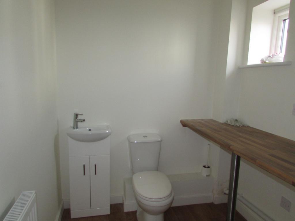 Cloakroom/utility