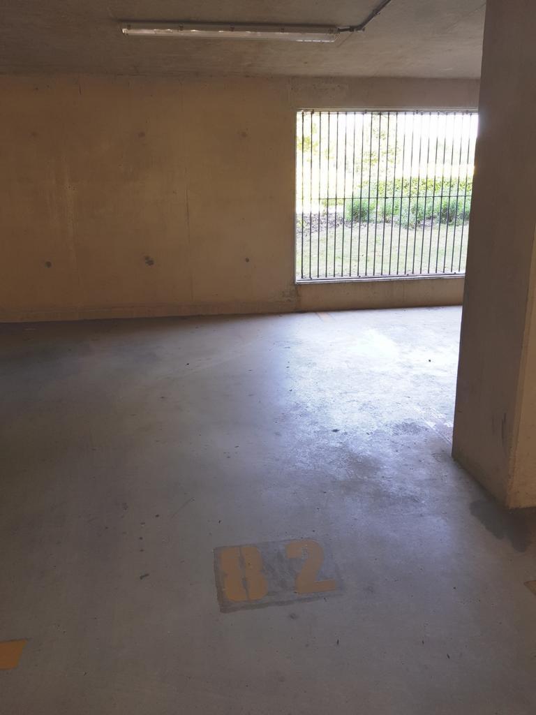Underground parkin