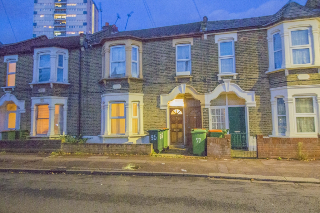 Carson Road  Canning Town  E16