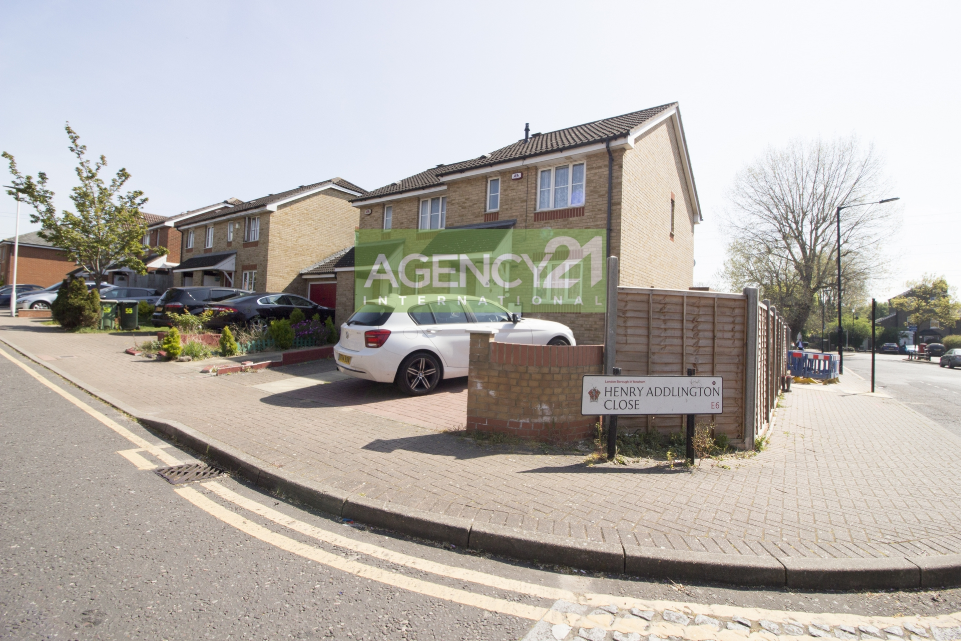 Henry Addlington Close  Beckton  E6
