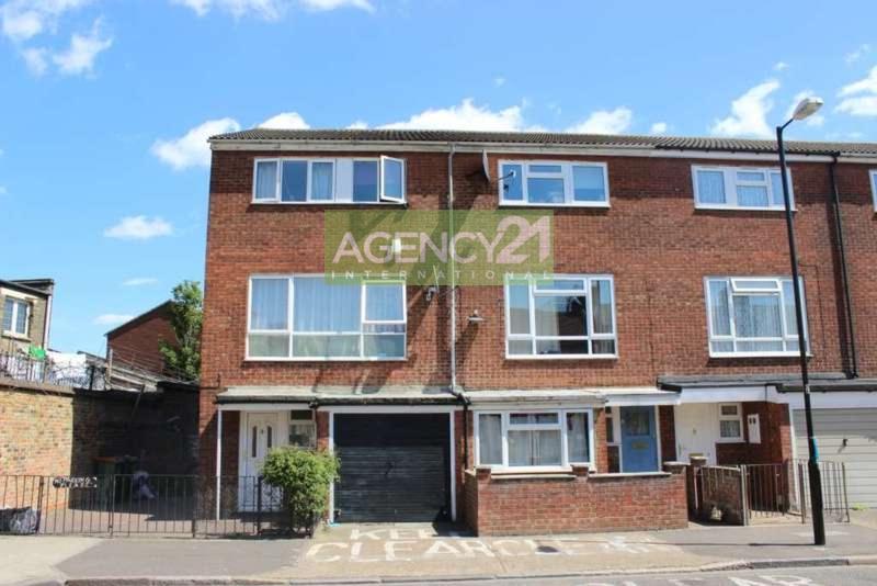 Leywick Street  Stratford  E15