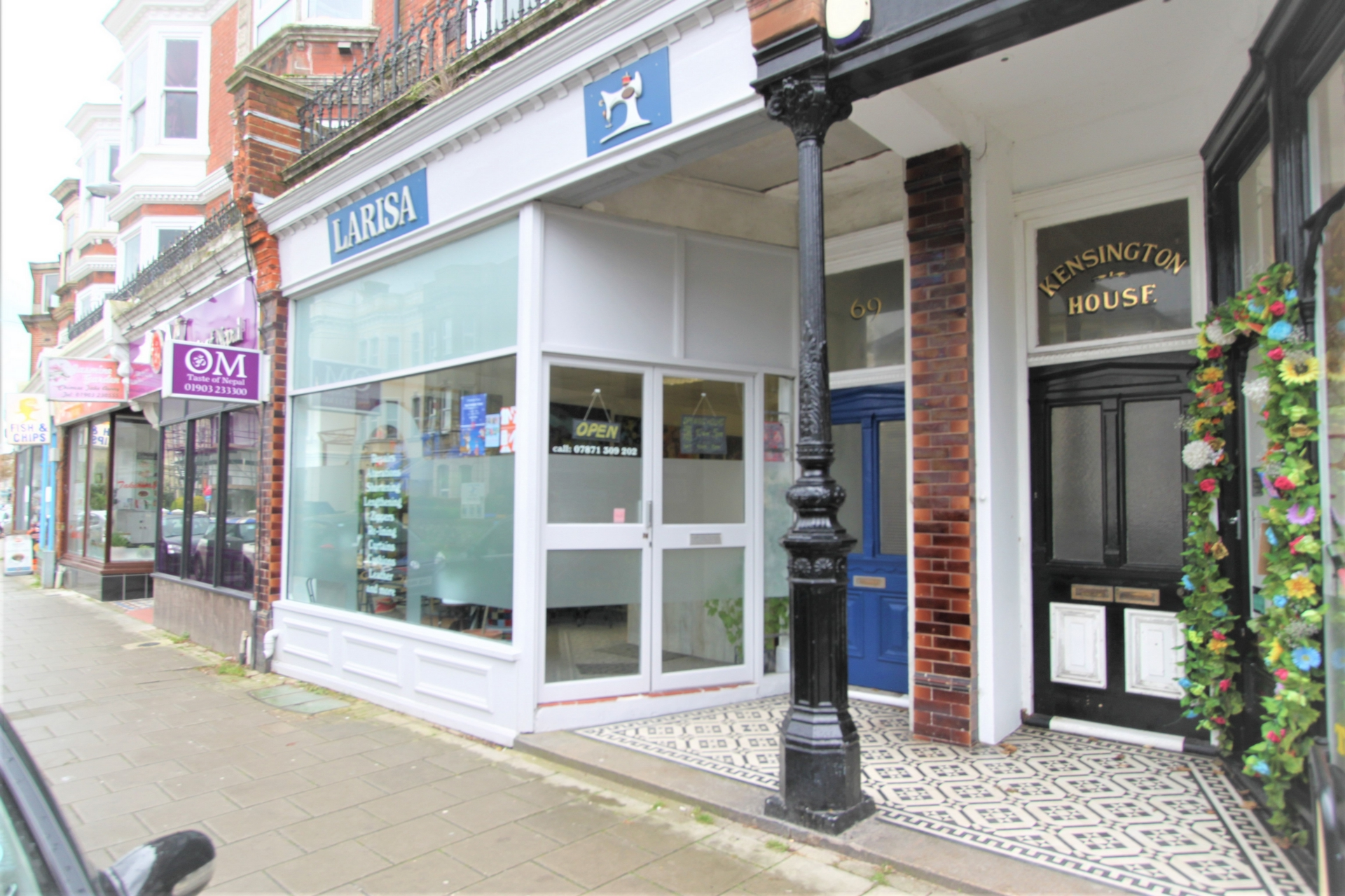 Rowlands Road  Worthing  BN11