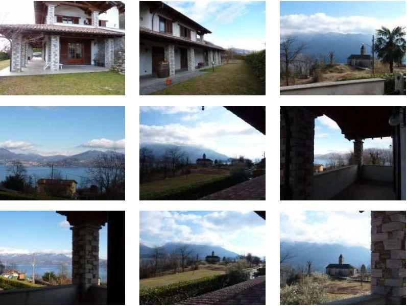 Oggebbio  Lake Maggiore  Italy
