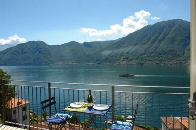 Sala Comacina  Lake Como  Italy