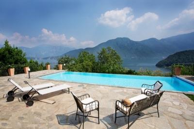 Mezzegra  Lake Como  Italy