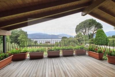 Laveno  Lake Maggiore  Italy
