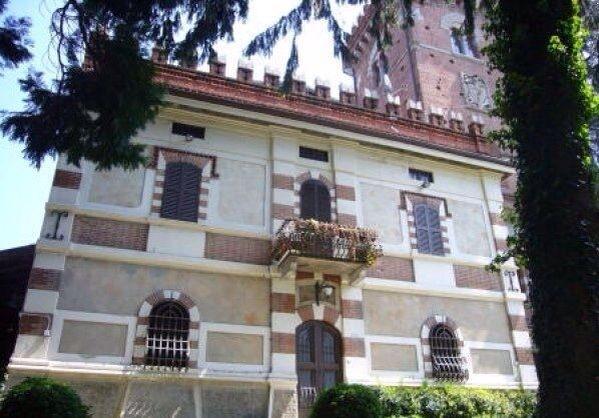 Imbersago  Lombardy  Italy