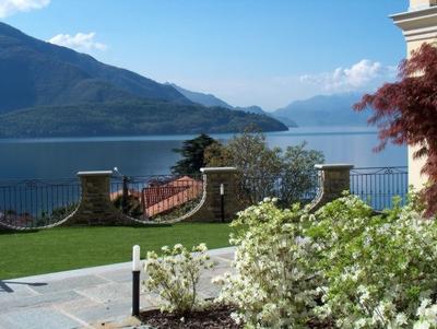 Domaso  Lake Como  Italy