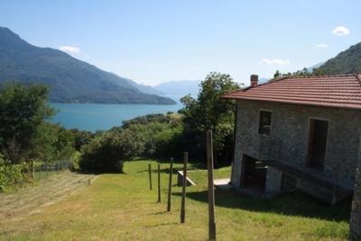 Vercana  Lake Como  Italy