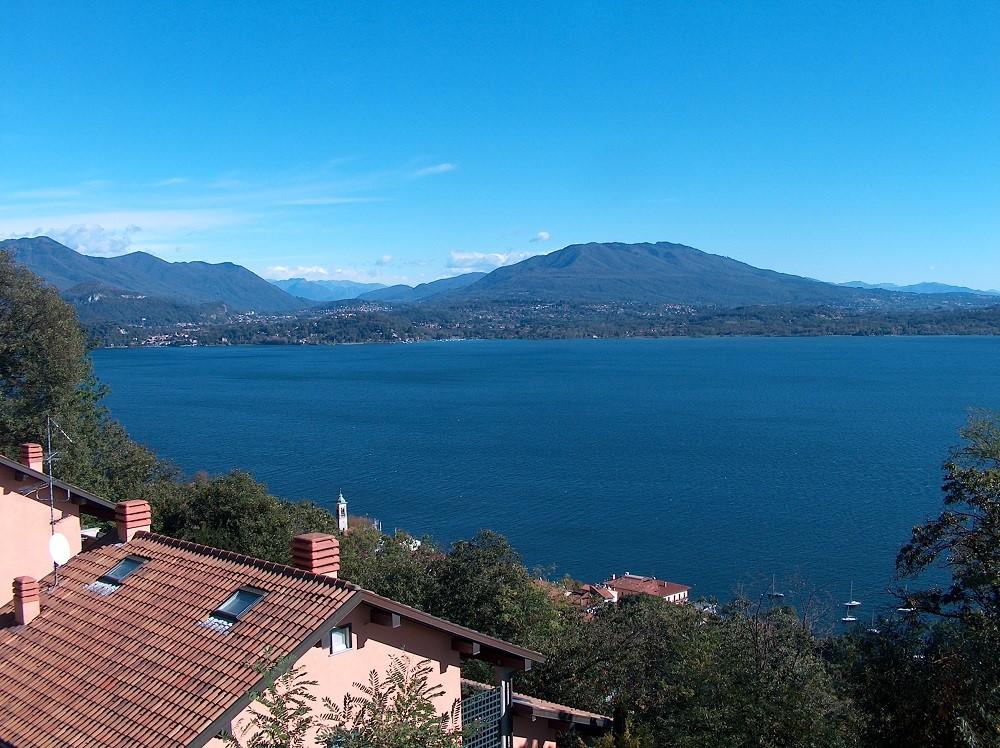 Belgirate  Lake Maggiore  Italy