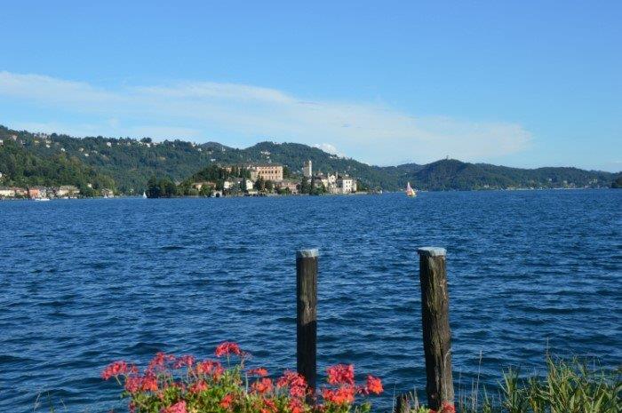 Pella  Lake Orta  Italy