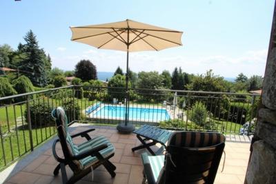 Poggio Radioso  Lake Maggiore  Italy