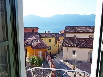 Porto Valtravaglia  Lake Maggiore  Italy