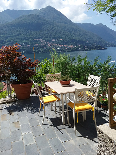 Carate Urio  Lake Como  Italy