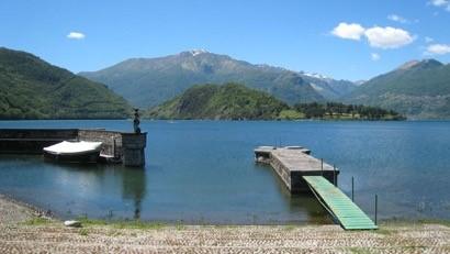 Colico  Lake Como  Italy