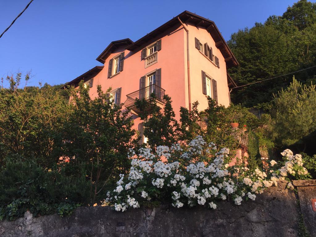 Blevio  Lake Como  Italy