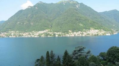 Pognana Lario  Lake Como  Italy