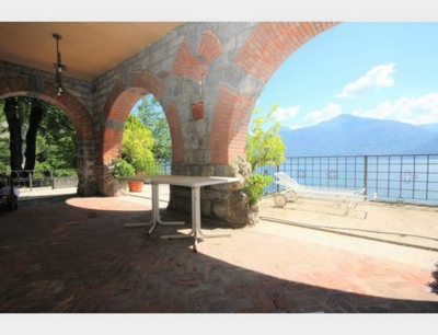 San Siro  Lake Como  Italy