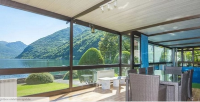 Claino Con Osteno  Lake Lugano  Italy