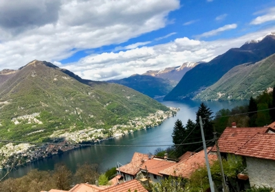 Piazzaga  Lake Como  Italy