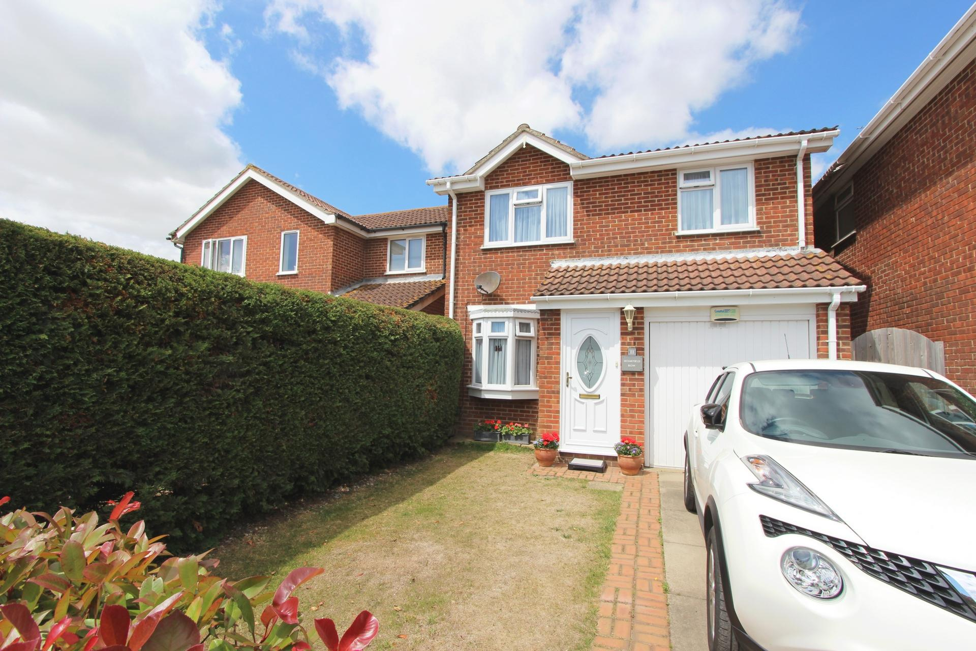 Homefield Row  Deal  CT14