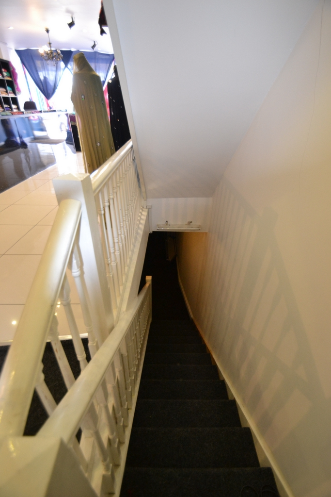 Steps to Basement