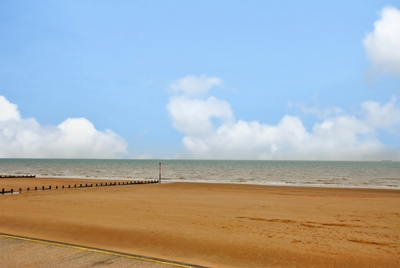 Sea Wall  Dymchurch  TN29