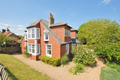 Front, Sea Wall, Dymchurch, TN29