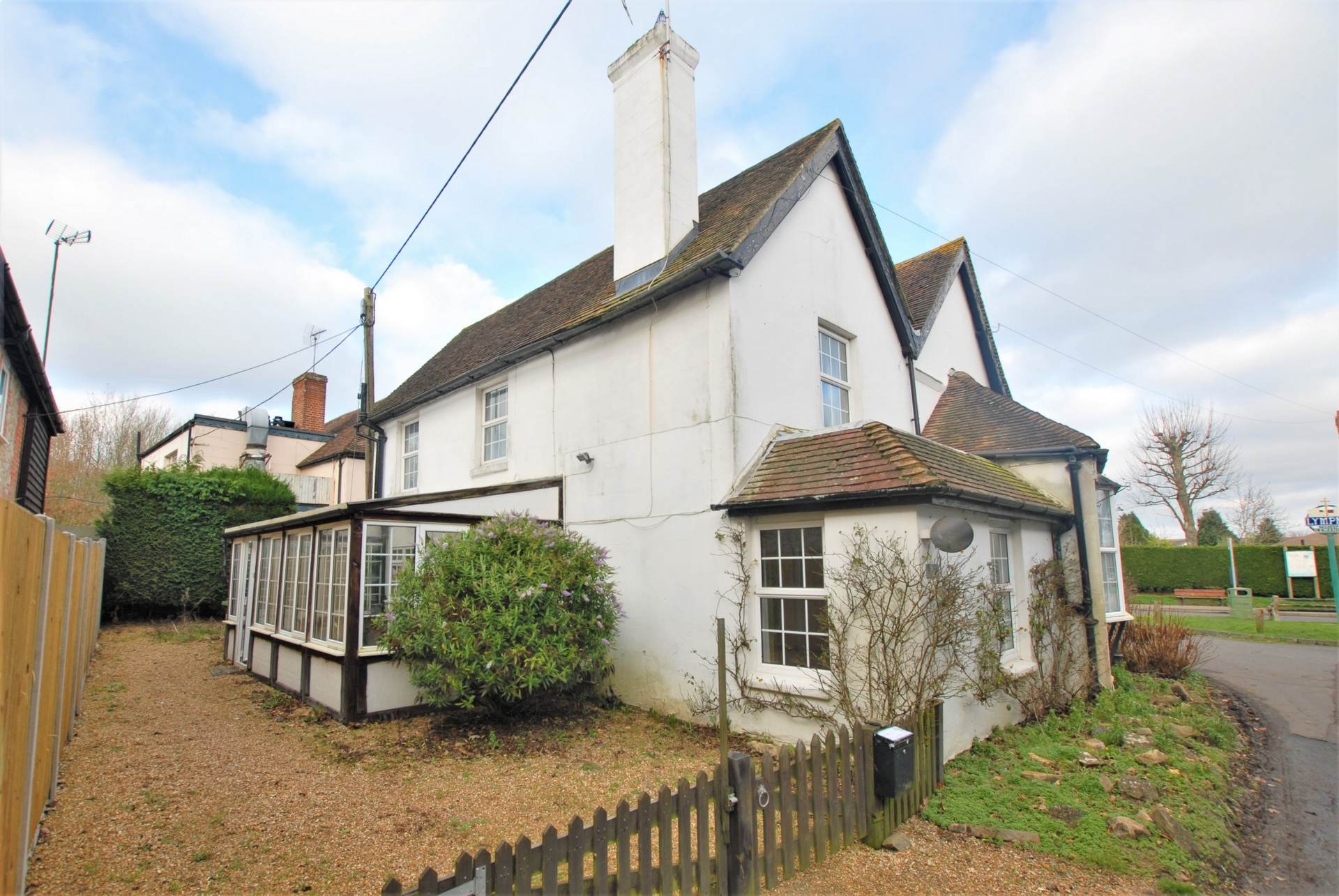 Front, The Street, Lympne, CT21