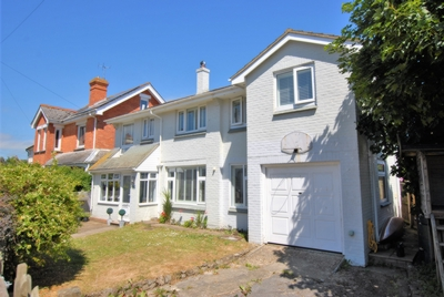 Front, St Leonards Road, Hythe, CT21