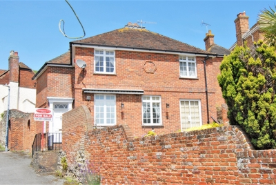 Front, Church Hill, Hythe, CT21
