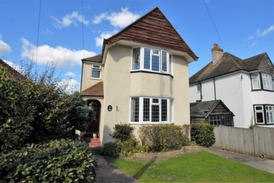 Front, Tower Gardens, Hythe, CT21