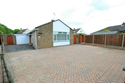 Front, Willow Close, Hythe, CT21
