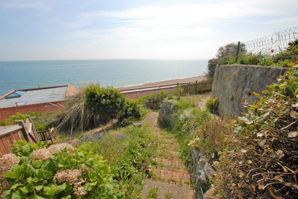 Path from beach