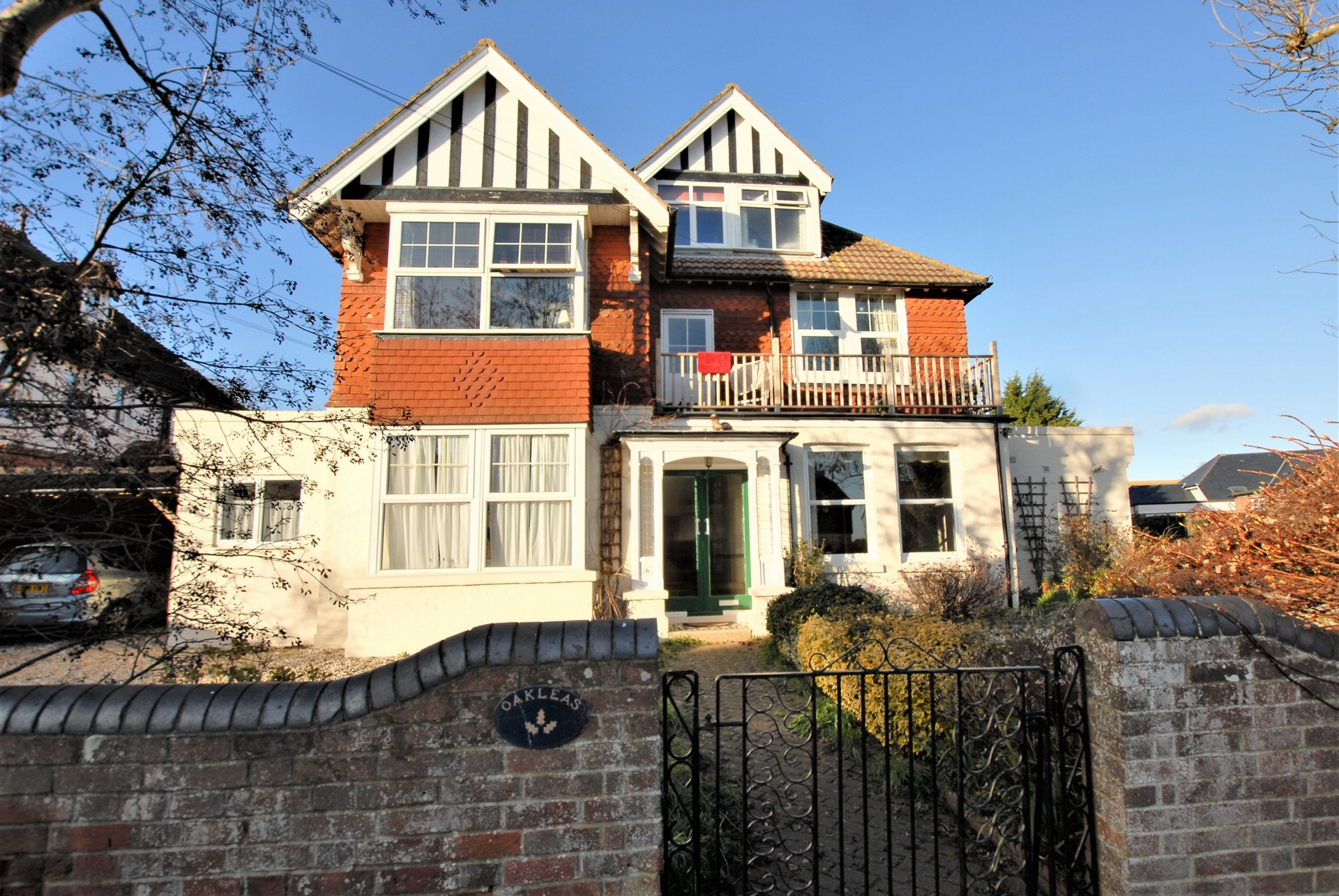 Front, Hillcrest Road, Hythe, CT21