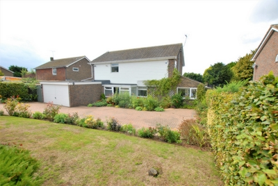 Front, Cliff Road, Hythe, CT21