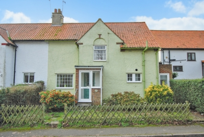 Front, Tanners Hill Gardens, Hythe, CT21