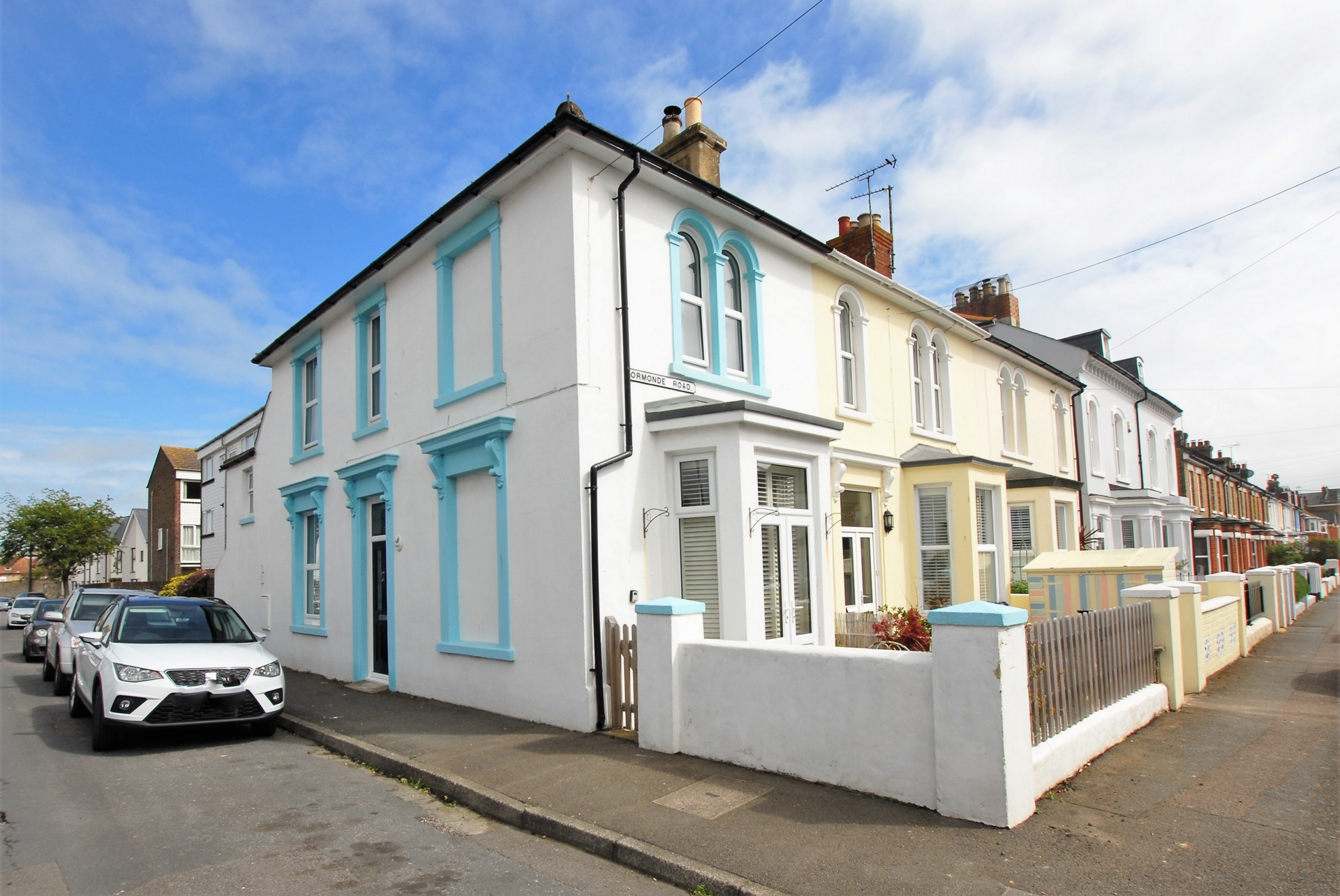 Front, Ormonde Road, Hythe, CT21