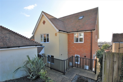 Front, Church Rise, Hythe, CT21