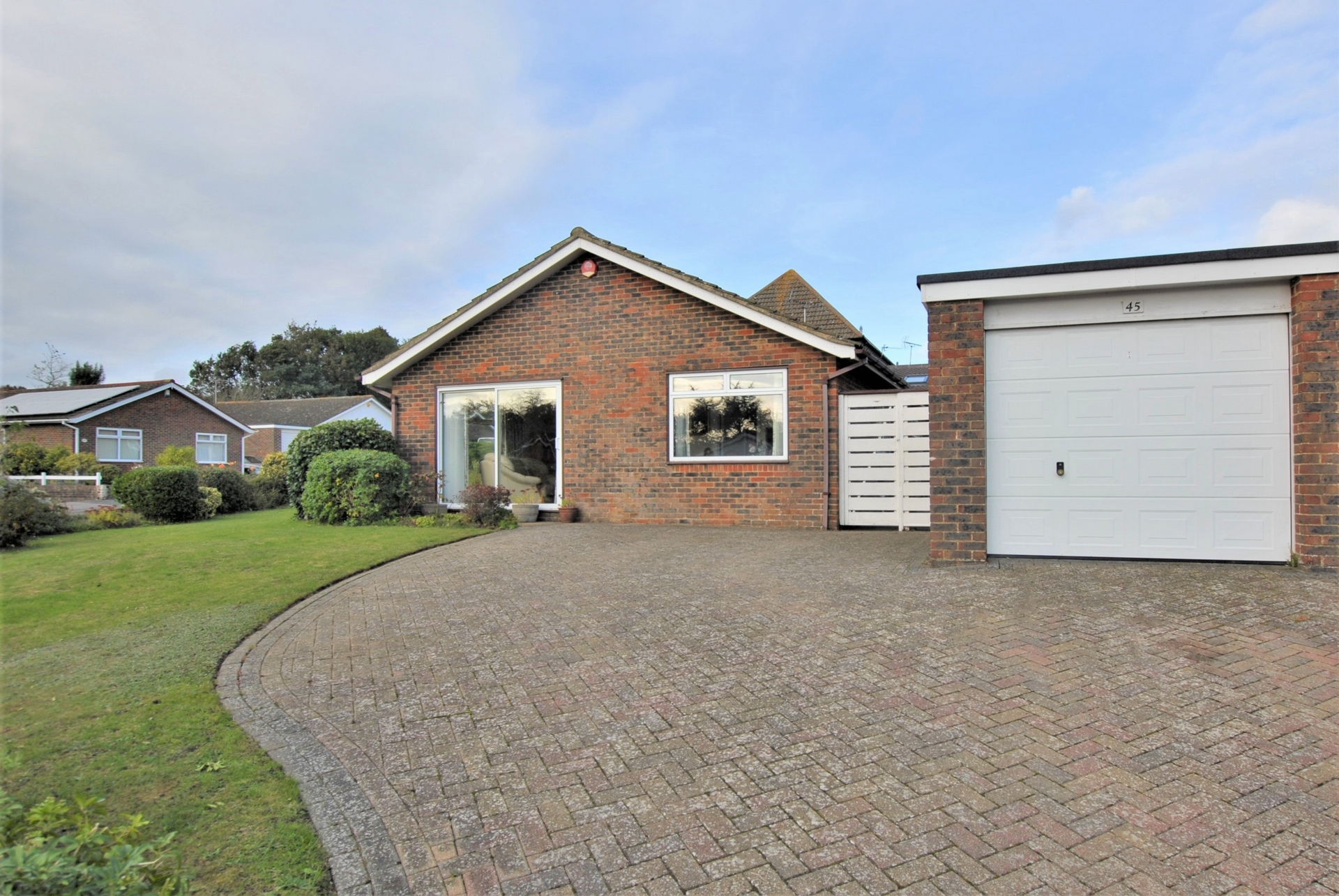 Front, Harpswood Lane, Hythe, CT21