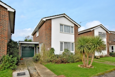 Front, Grebe Crescent, Hythe, CT21