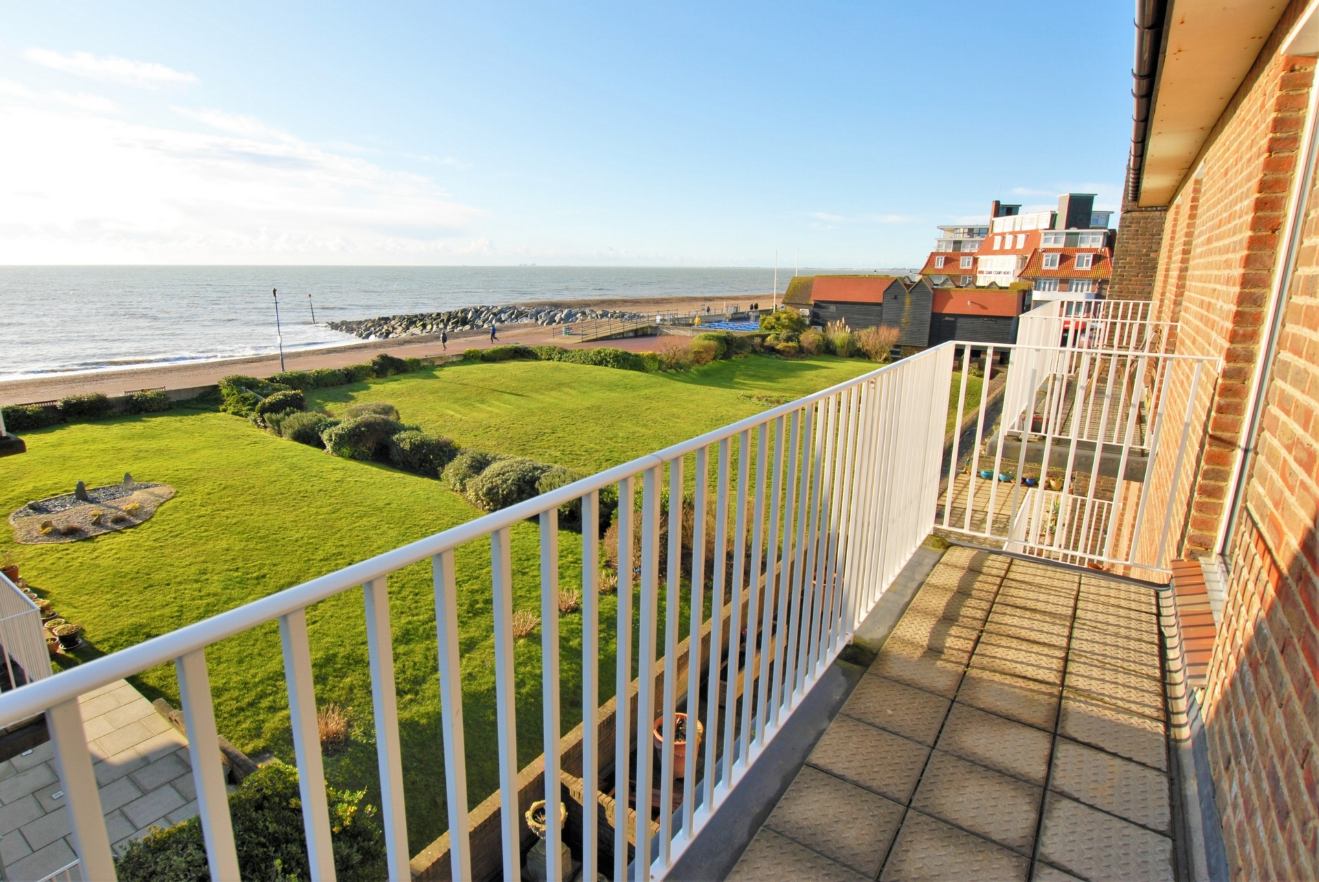 Balcony, South Road, Hythe, CT21